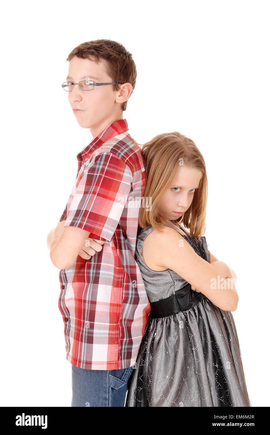 Siblings Argue Stock Photos Amp Siblings Argue Stock Images