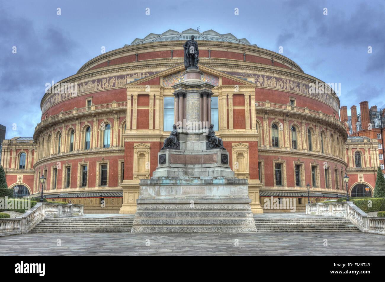The Royal Albert Hall,  London - Stock Image