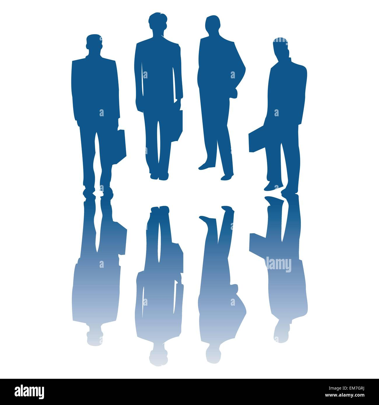 Corporate Stock Vector