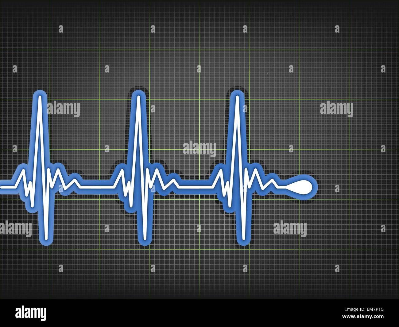 electrocardiogram trace stock photos  u0026 electrocardiogram