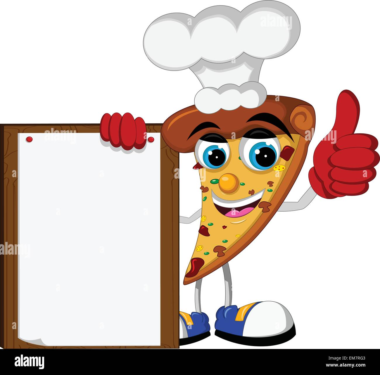 pizza cartoon high resolution stock photography and images alamy https www alamy com stock photo cute pizza cartoon thumb up holding blank board 81306739 html