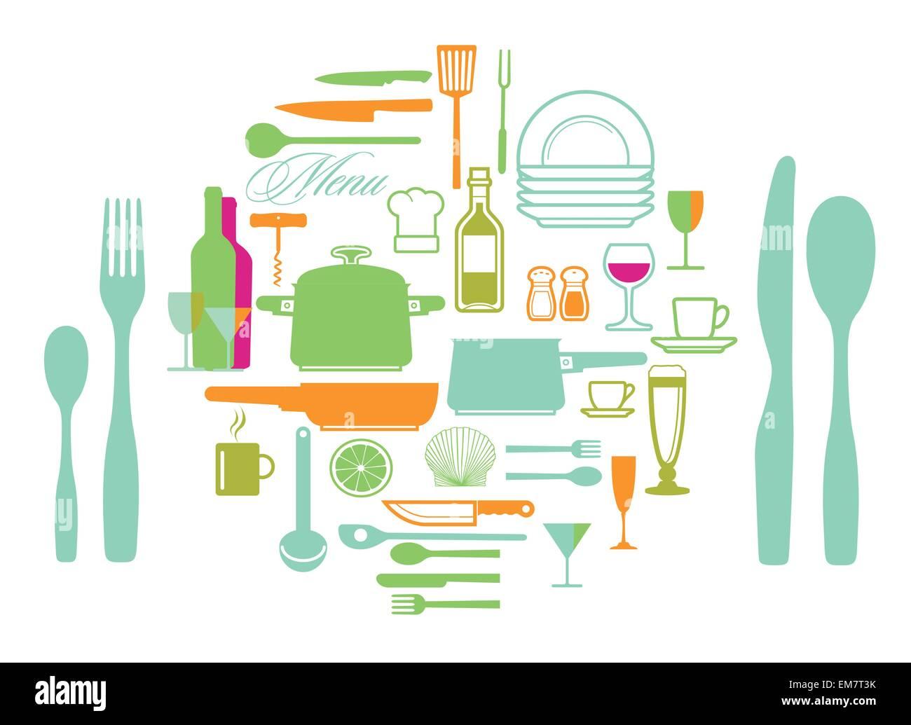 Kitchen Appliances - Stock Image