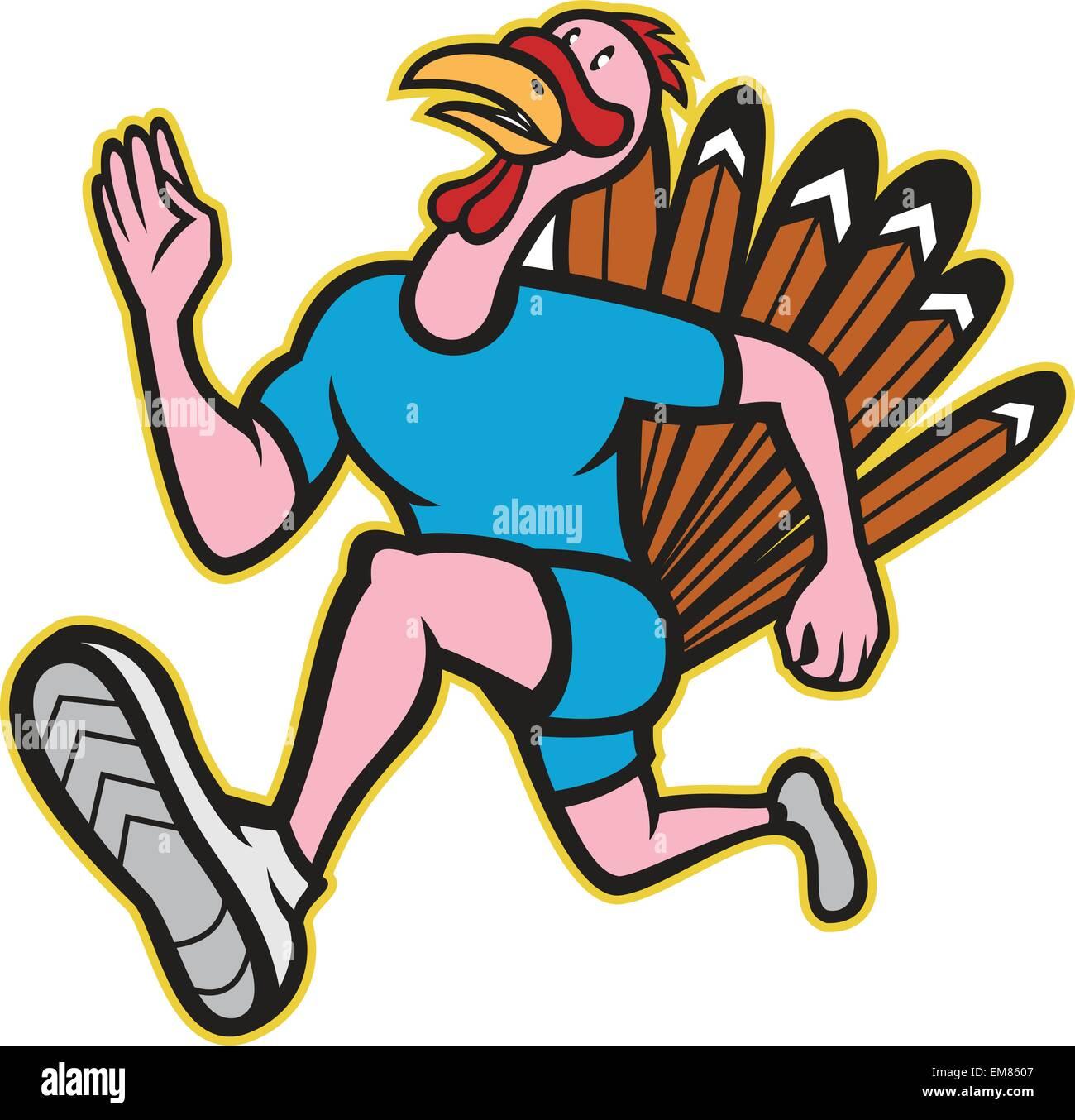 Wild Turkey Running Stock Photos & Wild Turkey Running Stock Images ...