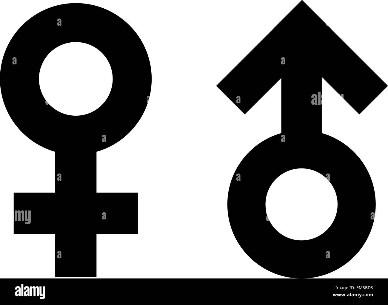 Female Symbol Gender Stock Photos Female Symbol Gender Stock