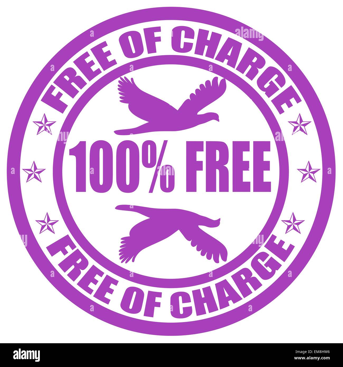 Free of charge - Stock Vector