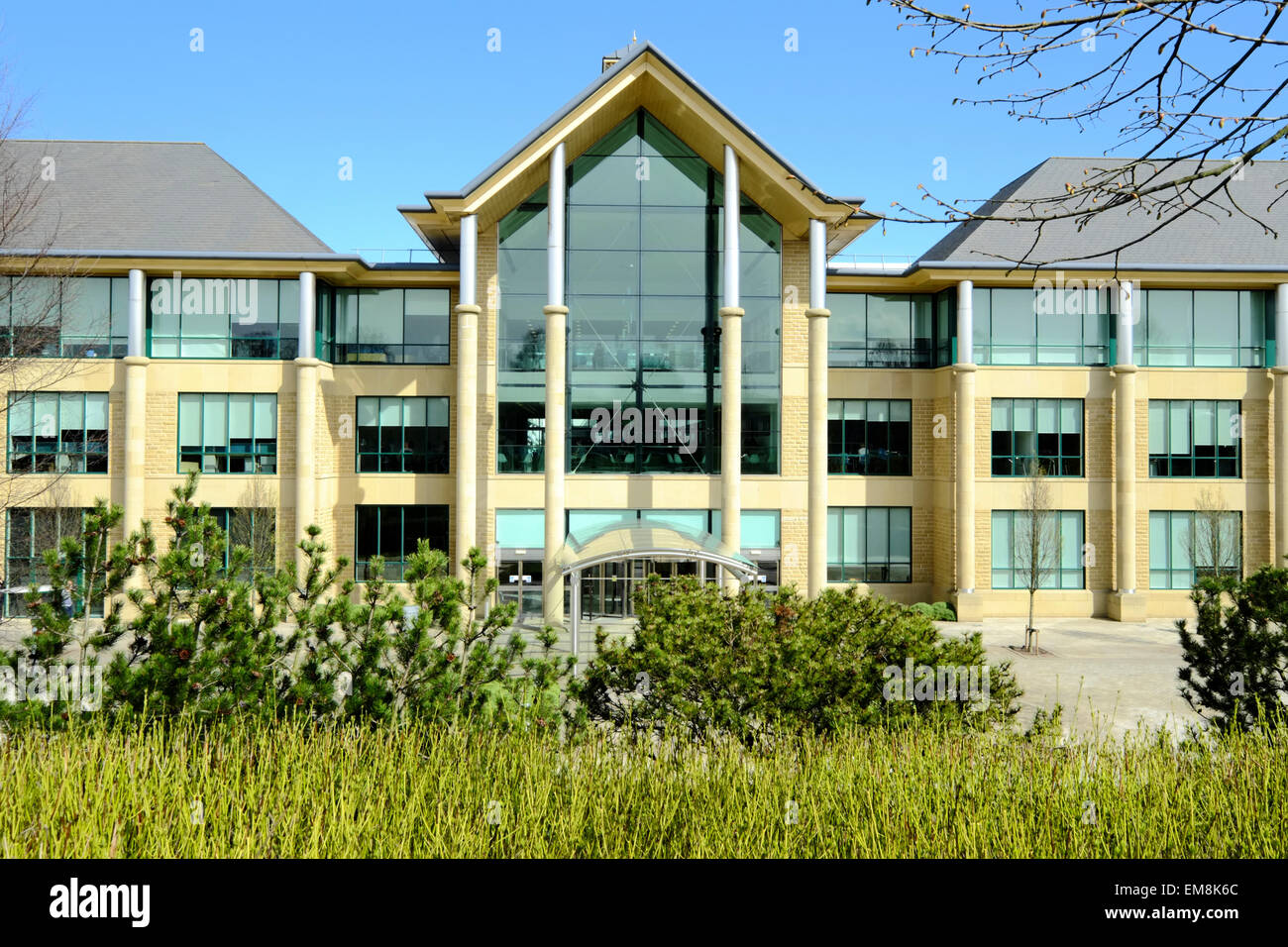 Wm morrison supermarkets plc trading as morrisons is the fourth stock photo 81325284 alamy - Morrisons plc head office ...