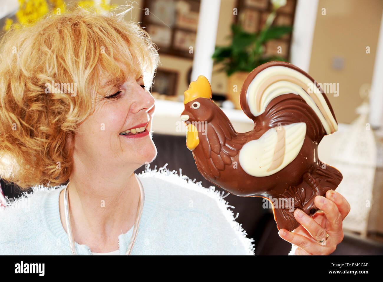 Chocolate mature