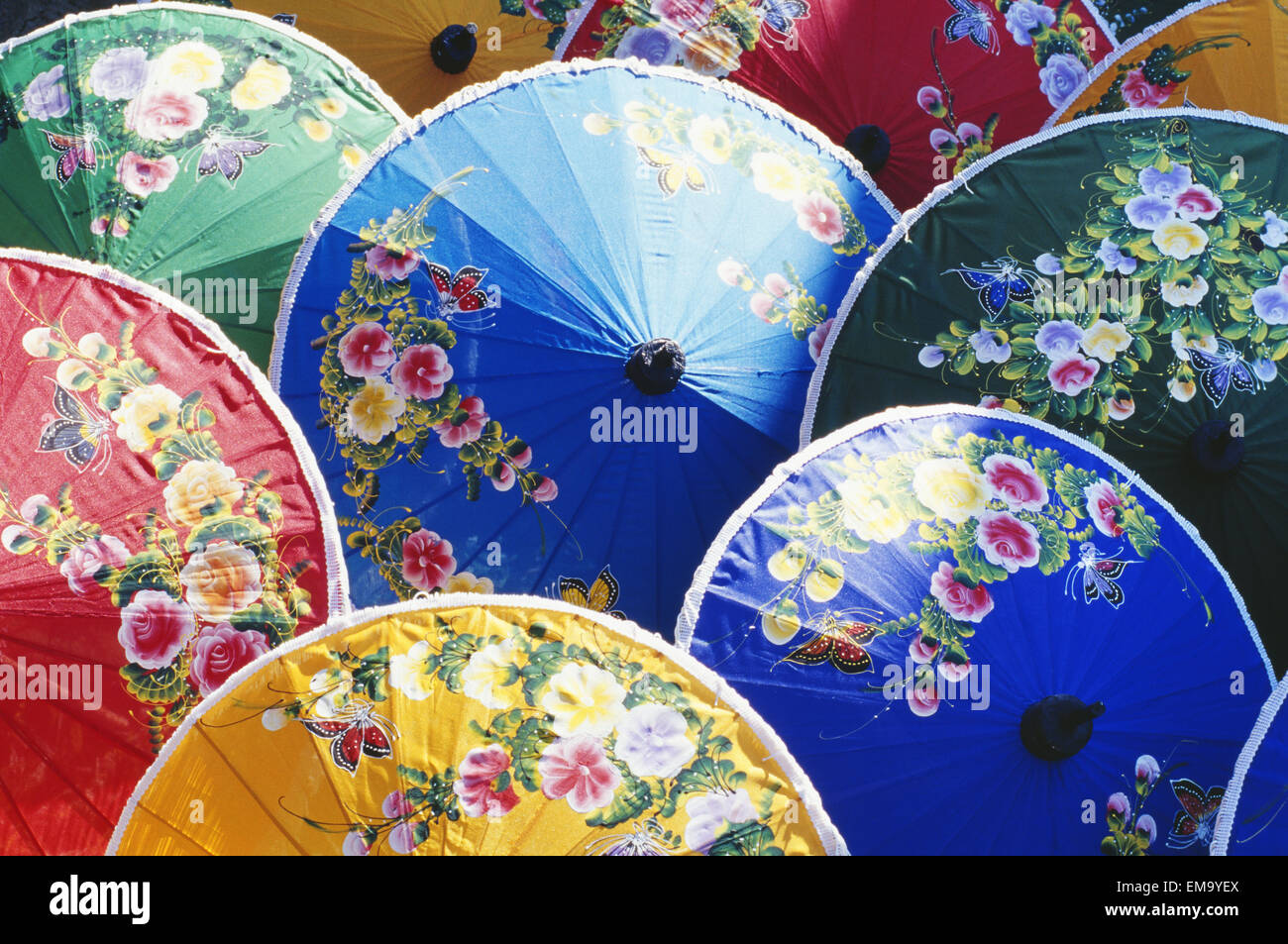 Thailand Ayutthaya Bang Sai Folk Arts And Crafts Village Hand Stock Photo Alamy