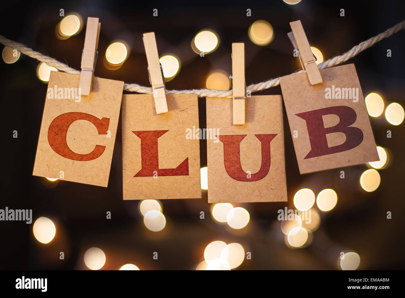Image result for club word