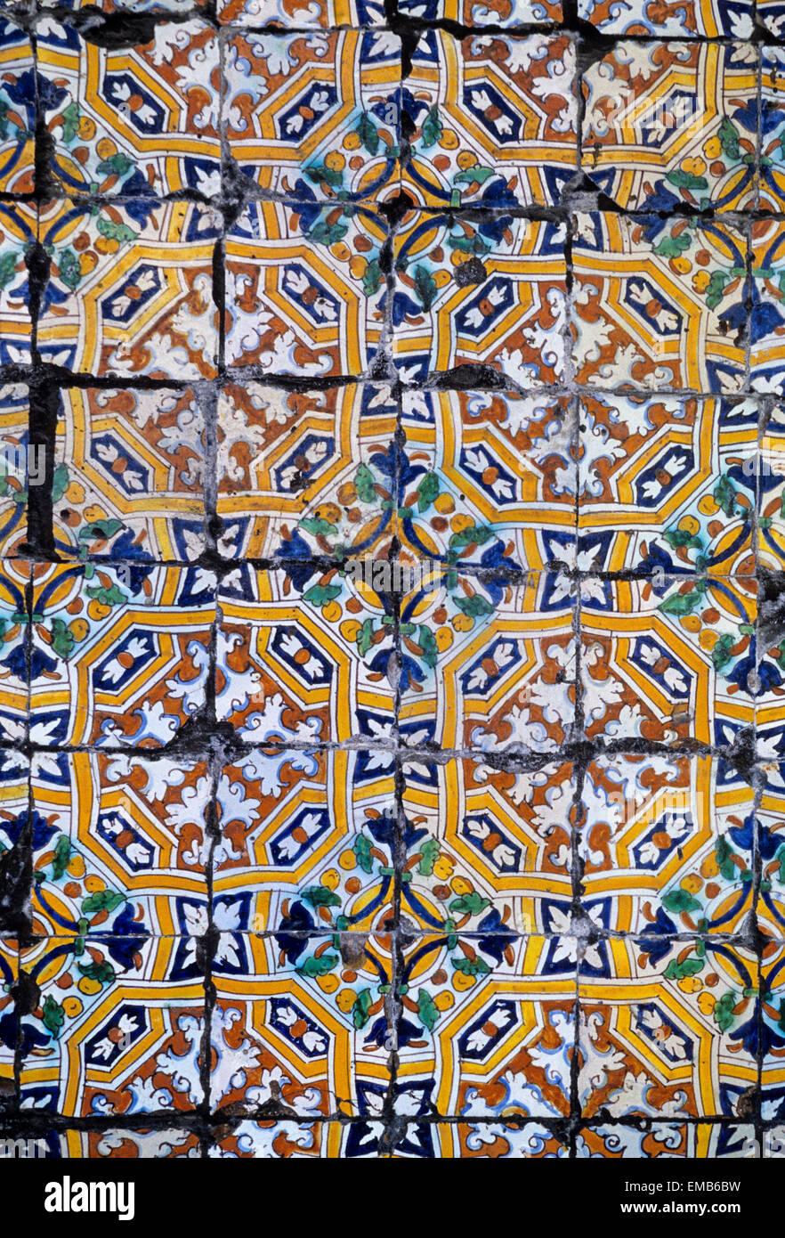 Peru lima 17th century tiles church and convent of santo stock century tiles church and convent of santo domingo shiifo