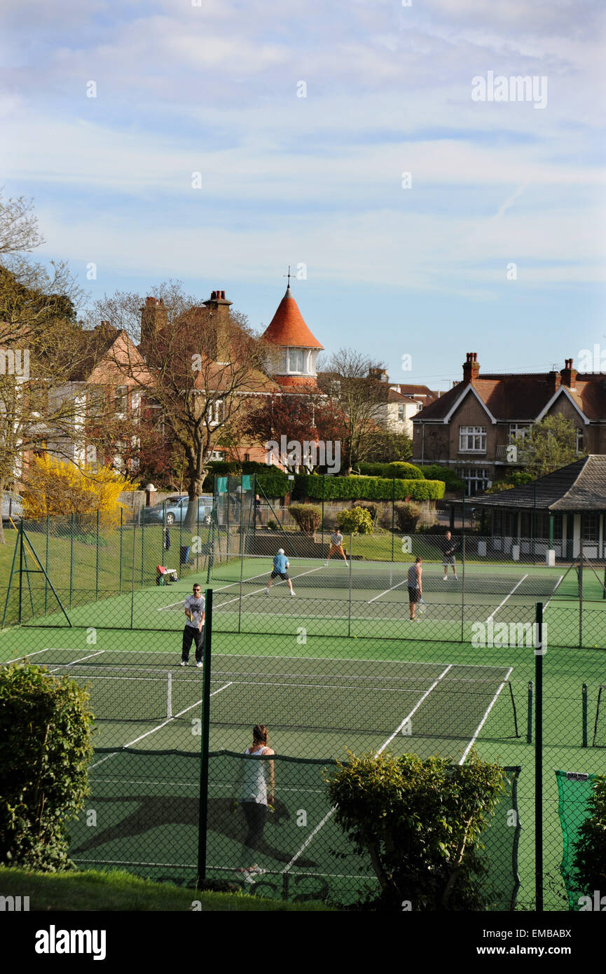 Park Courts High Resolution Stock Photography And Images Alamy