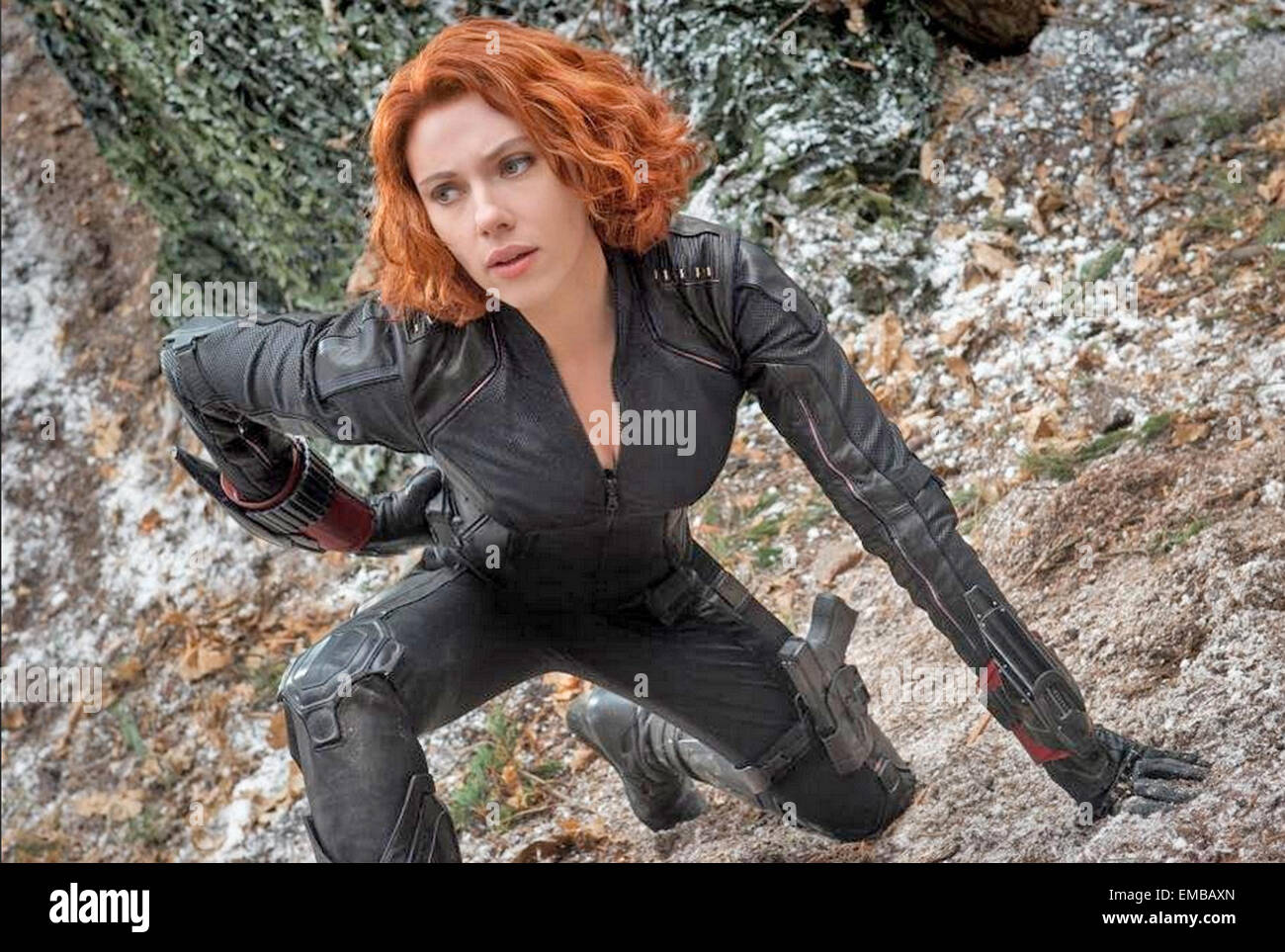 AVENGERS: AGE OF ULTRON 2015 Marvel film with Scarlett