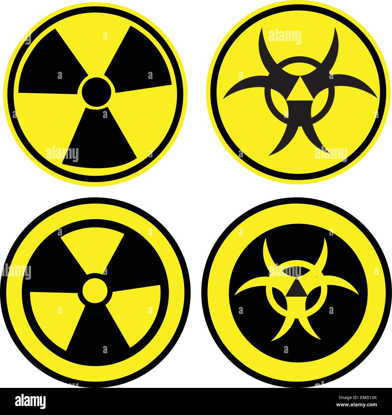 Hazard Symbols Chemical Stock Photos Hazard Symbols Chemical Stock