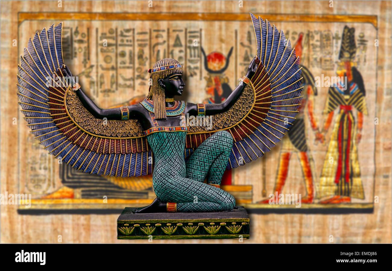 Egyptian God Nut Stock Photos Egyptian God Nut Stock Images Alamy