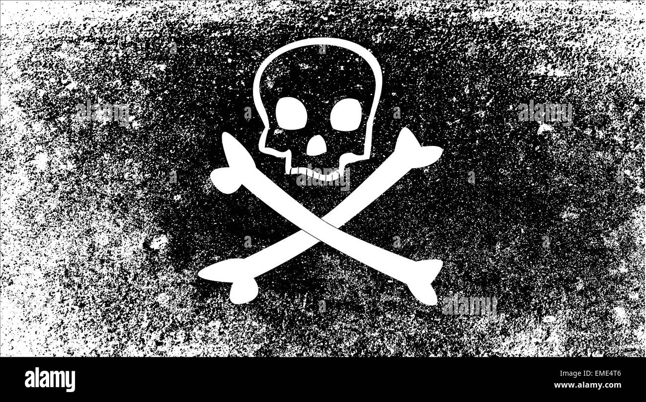 Jolly Roger - Stock Image
