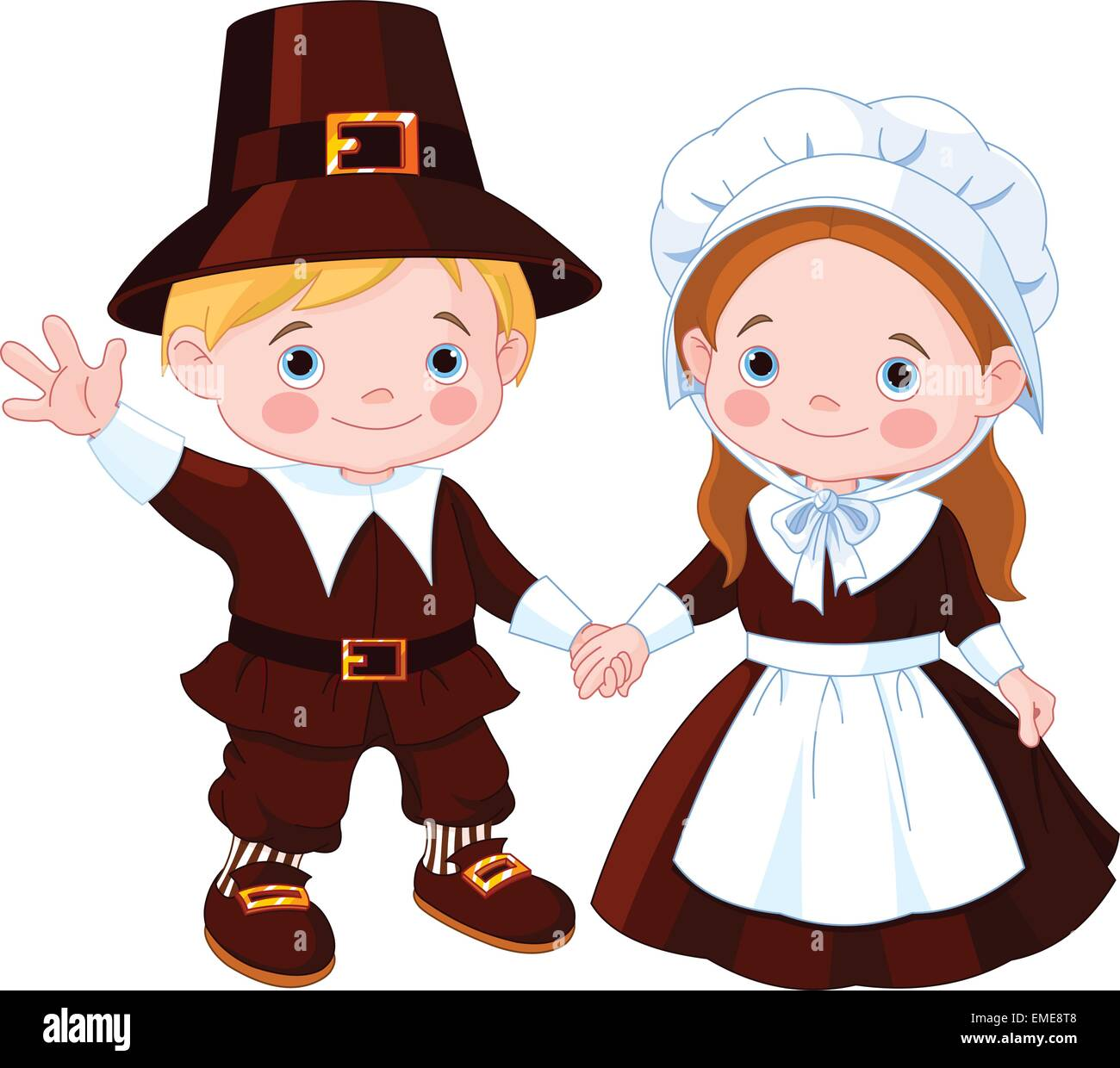 Pilgrim Hat Clipart Cut Out Stock Images Pictures Alamy
