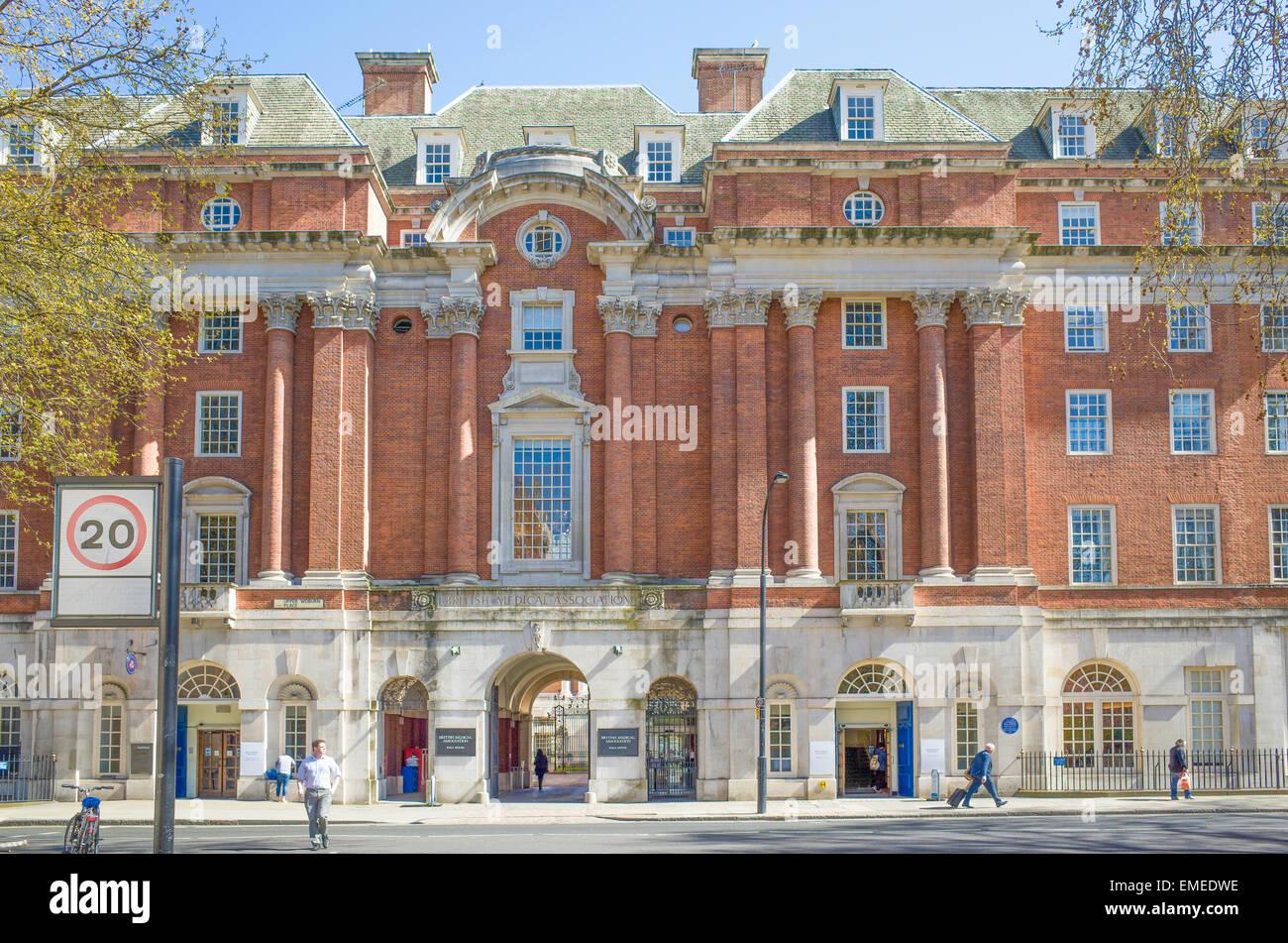 Opposite Tavistock Square Bloomsbury London Lies The Headquarters Of BMA