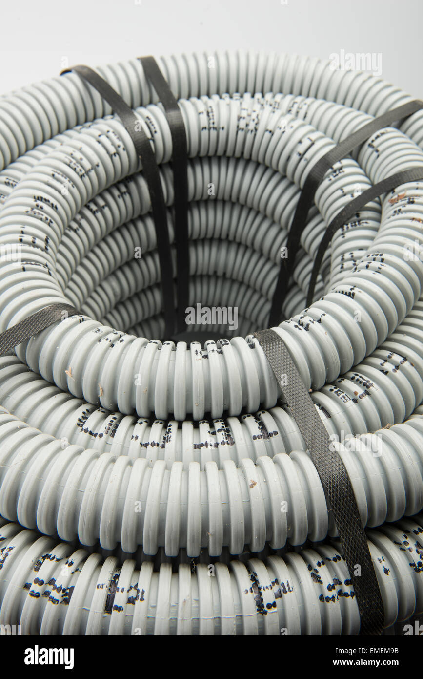 Flexible Pvc Hose Stock Photos Images Alamy Electric Wiring Conduit Pipe Buy Pipesoft Plastic Tubeelectric Tube Image
