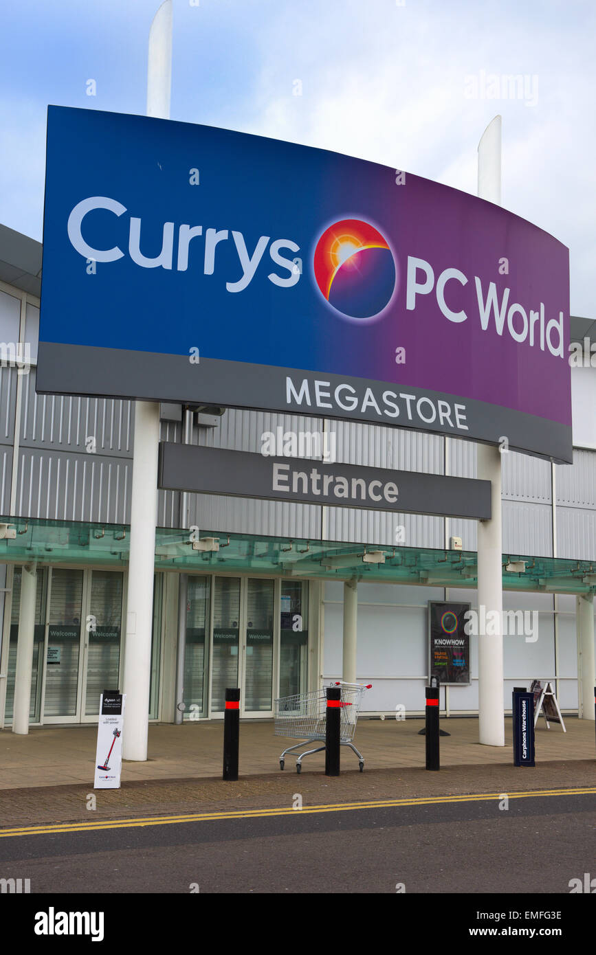 Shop Currys Electrical Goods Stock Photos Amp Shop Currys