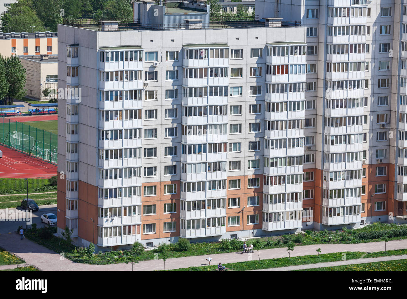 Kirovsky plant revised construction of the foundry 26