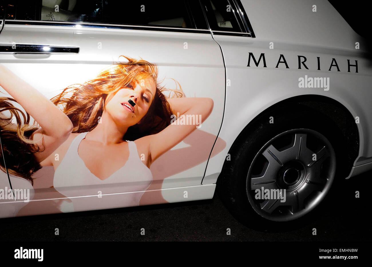 Mariah carey album stock photos mariah carey album stock images alamy - Mariah carey diva ...