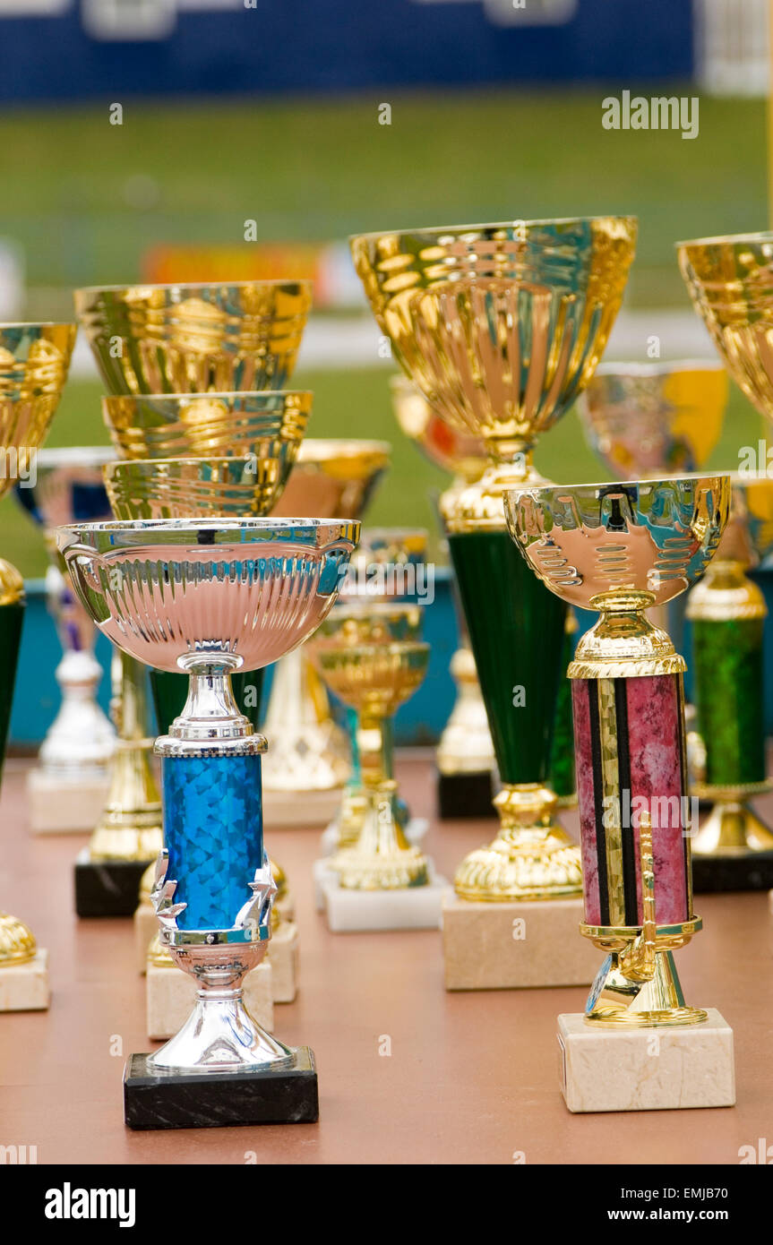 trophy trophies cheap plastic plasticky cup cups rubbish