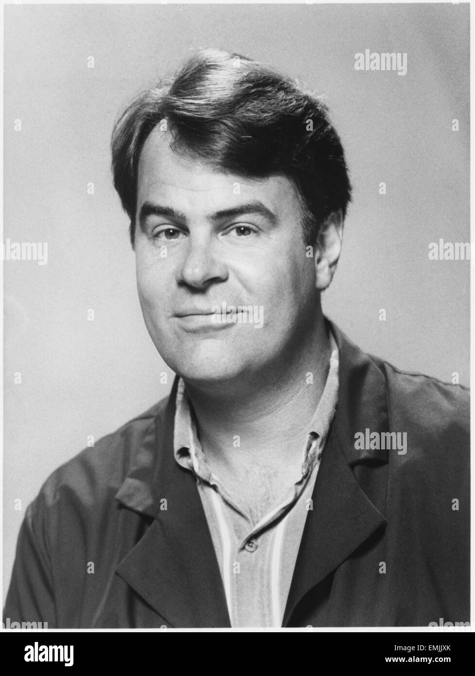 """Dan Aykroyd, Publicity Portrait for the Film  """"Loose Cannons"""", 1990 - Stock Image"""