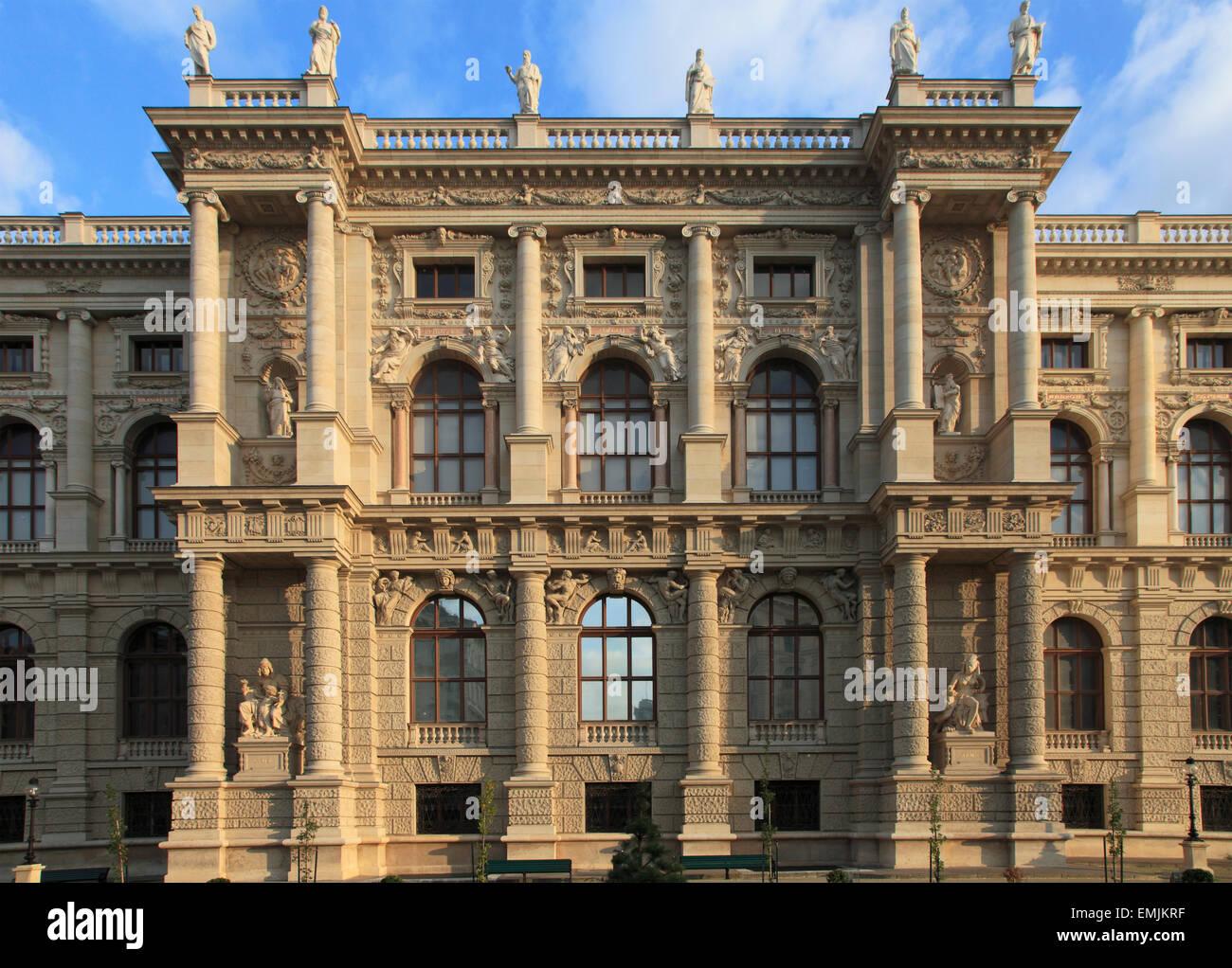Austria, Vienna, Museum of Natural History, Naturhistorisches Museum, - Stock Image