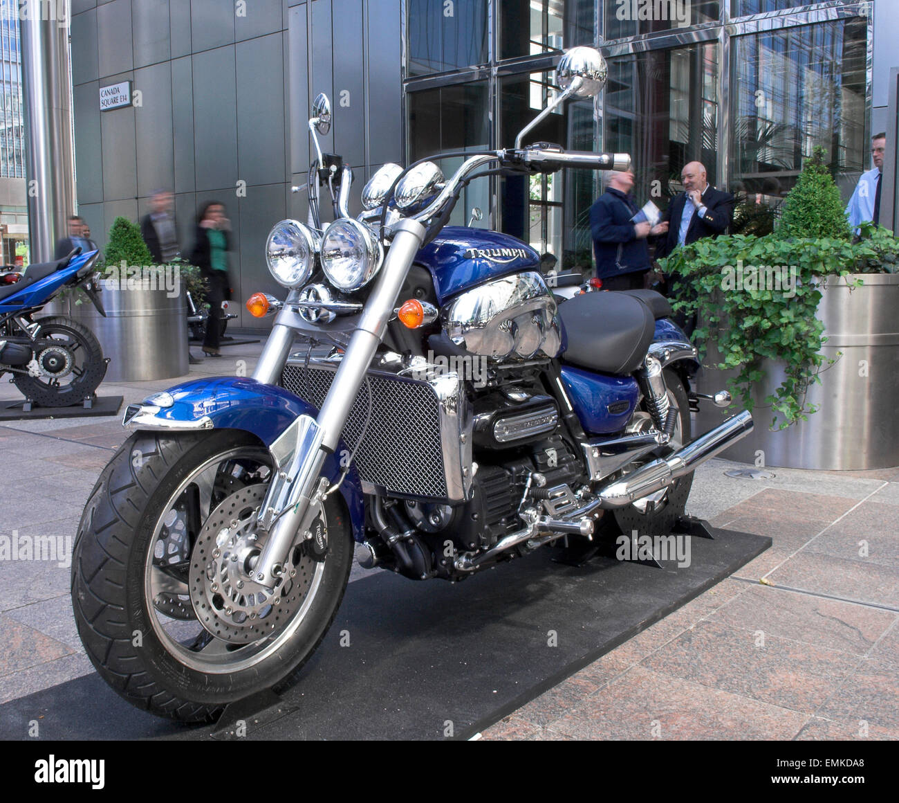 Triumph Rocket Iii Stock Photos & Triumph Rocket Iii Stock Images ...