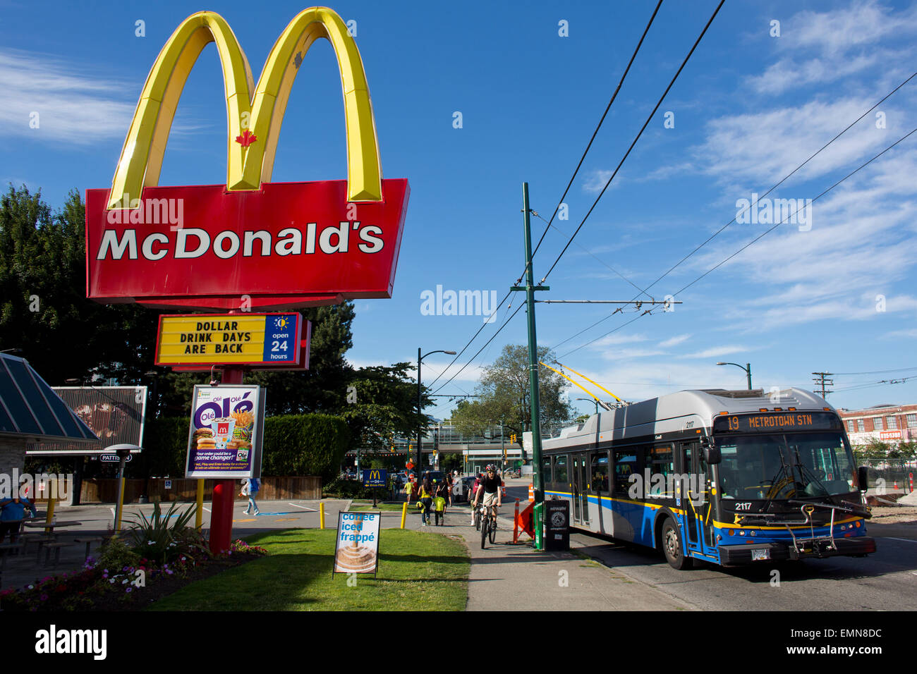Fastfood In Canada Stock Photos & Fastfood In Canada Stock Images ...