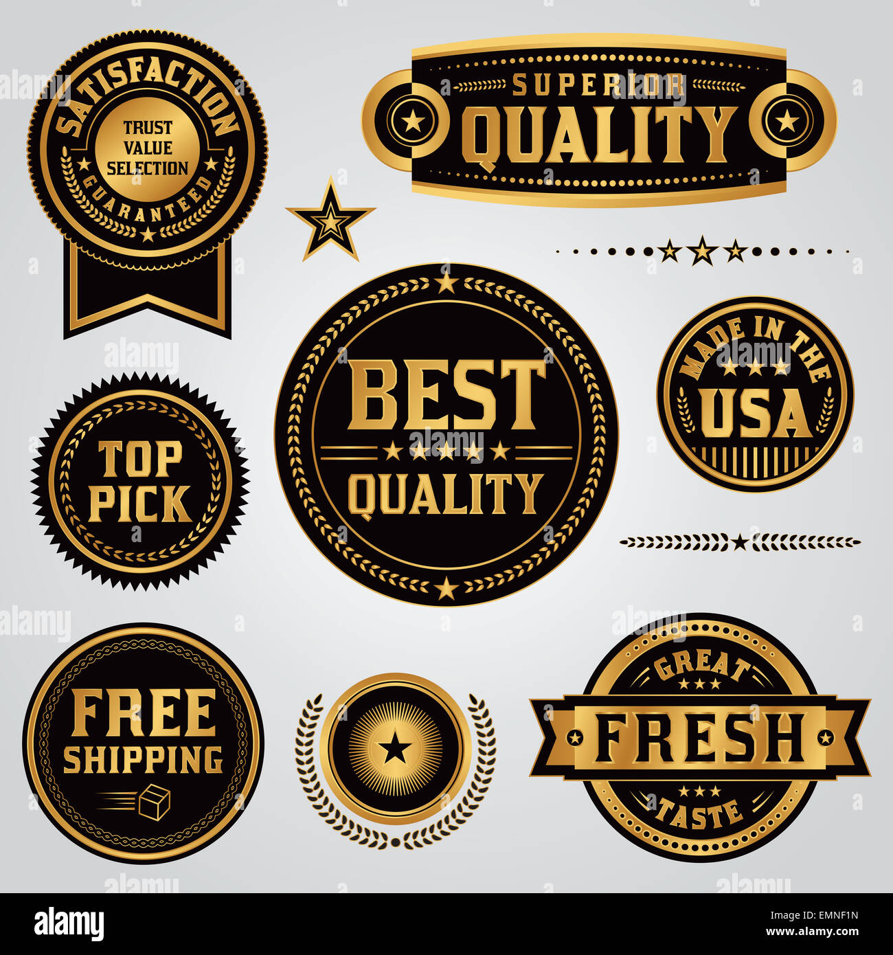 a set of quality value satisfaction guarantee made in the usa