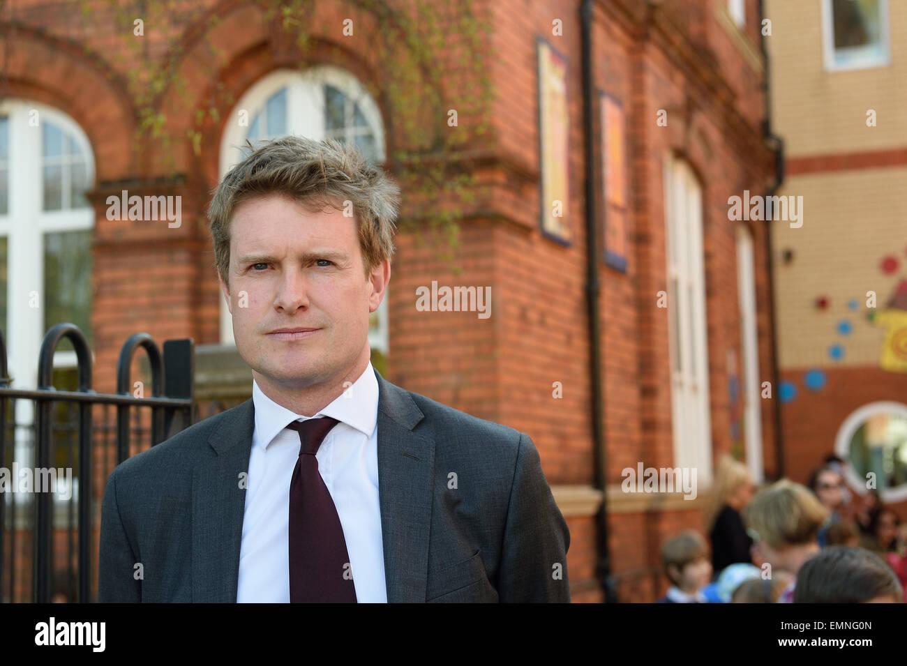 Tristram Hunt Labour MP and Sh...