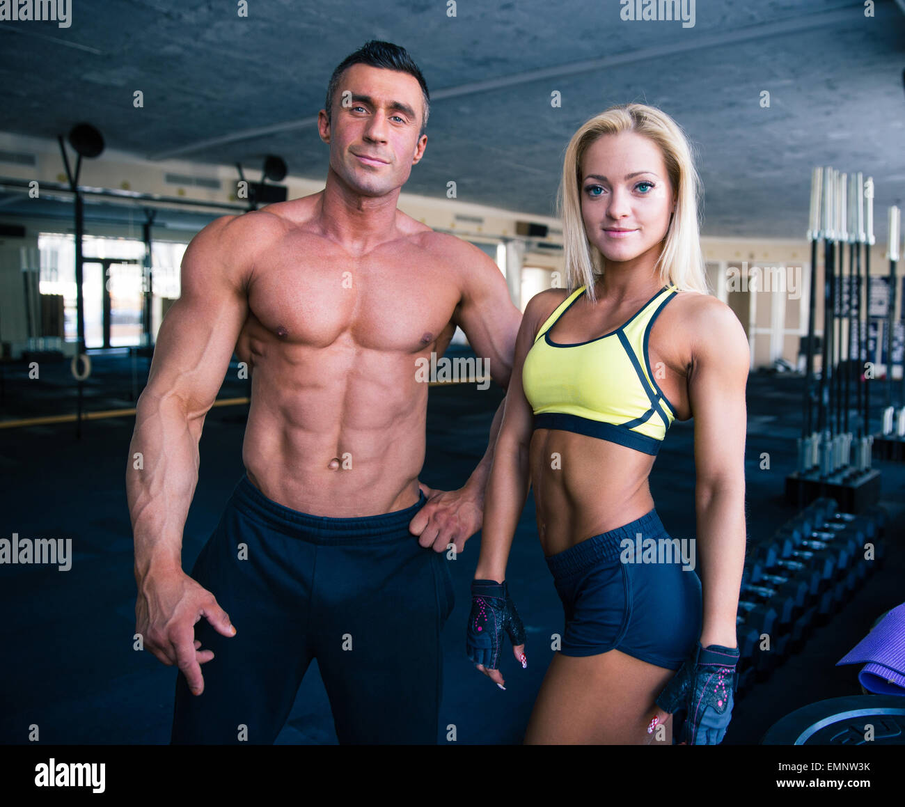 women like muscular men