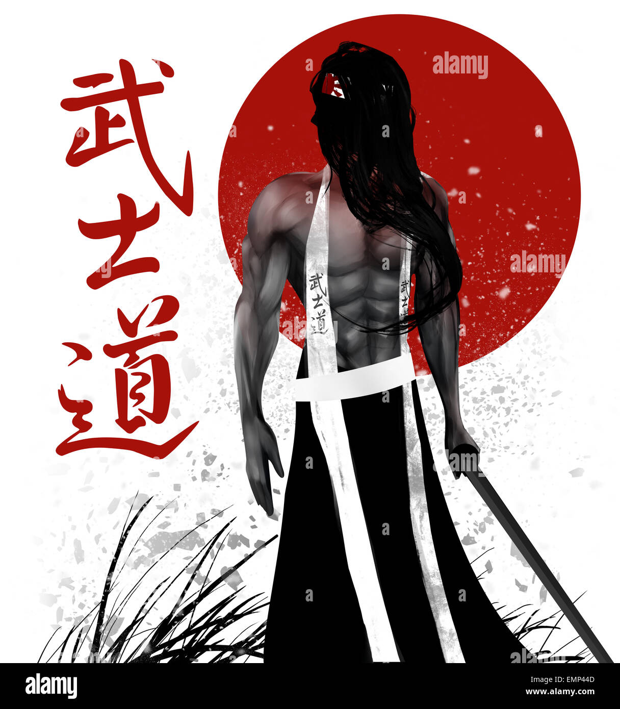 Samurai 5 Bushido Japanese Word For The Way Of The