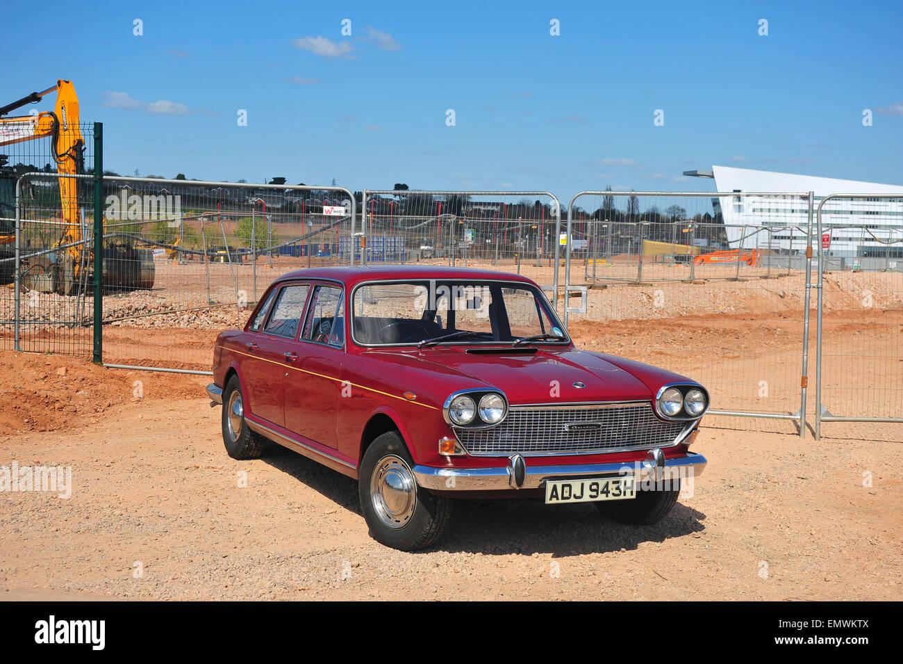 #pha.014831 Photo AUSTIN 3-LITRE 1970/'S Car Auto