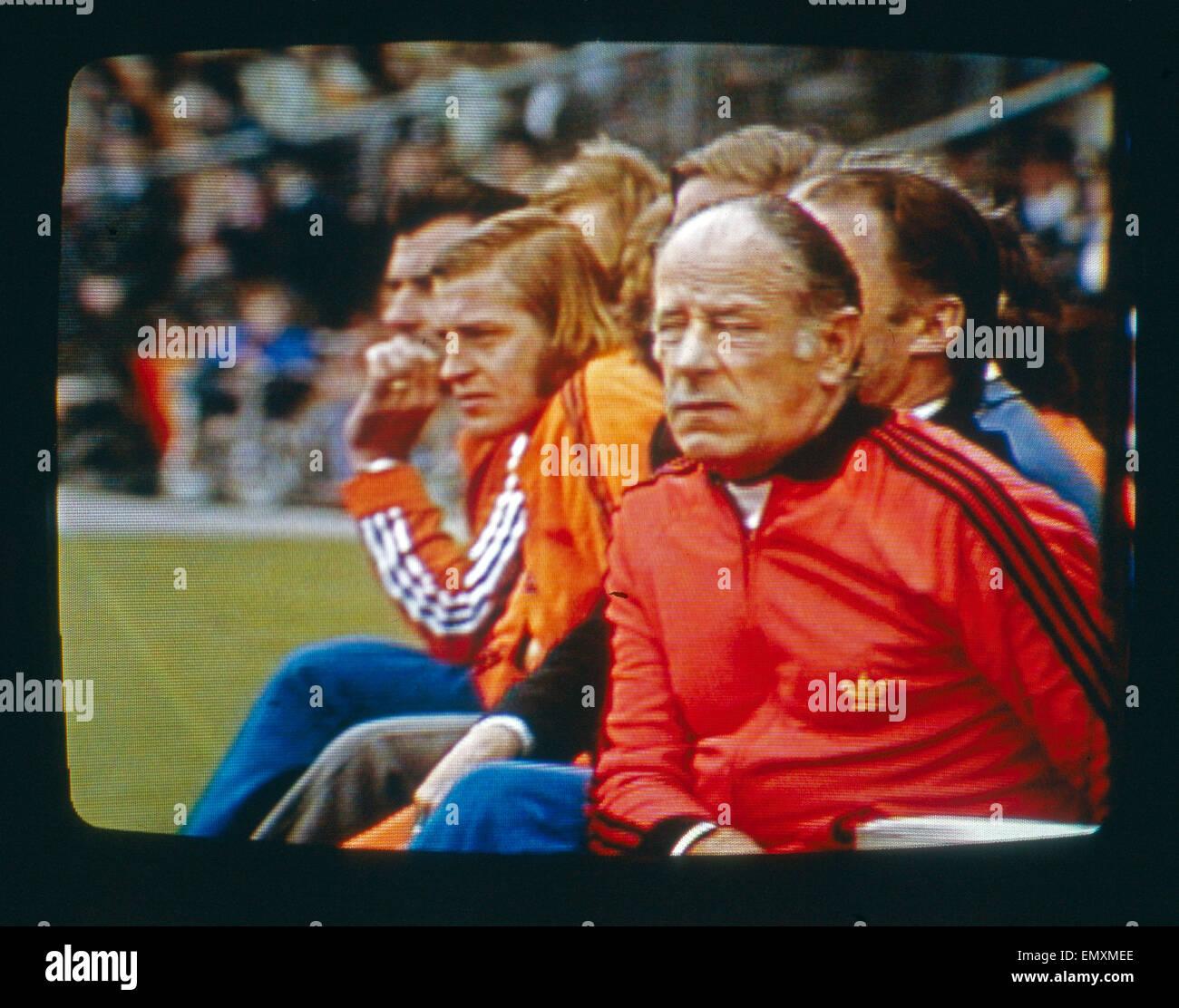 Fussball Weltmeisterschaft 1974 Stock Photos Fussball