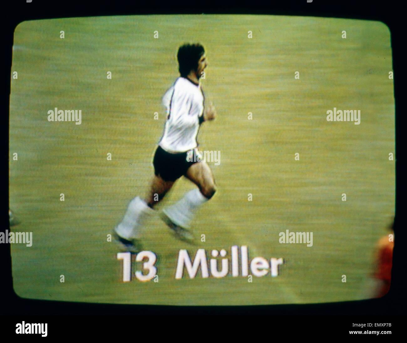 Bayern Munich Gerd Müller Stock Photos & Bayern Munich Gerd Müller ...