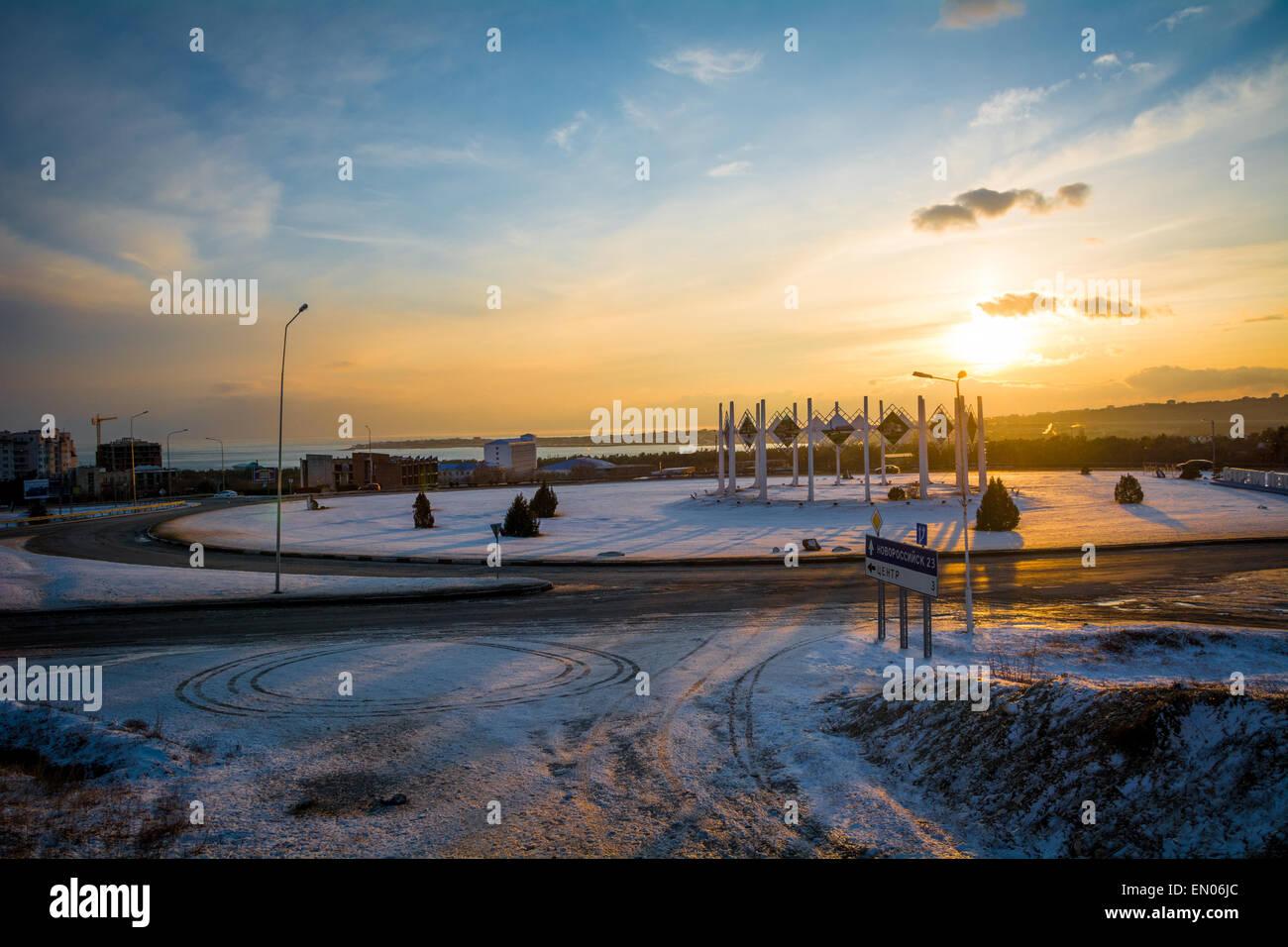 Where to go in Gelendzhik in summer or in winter