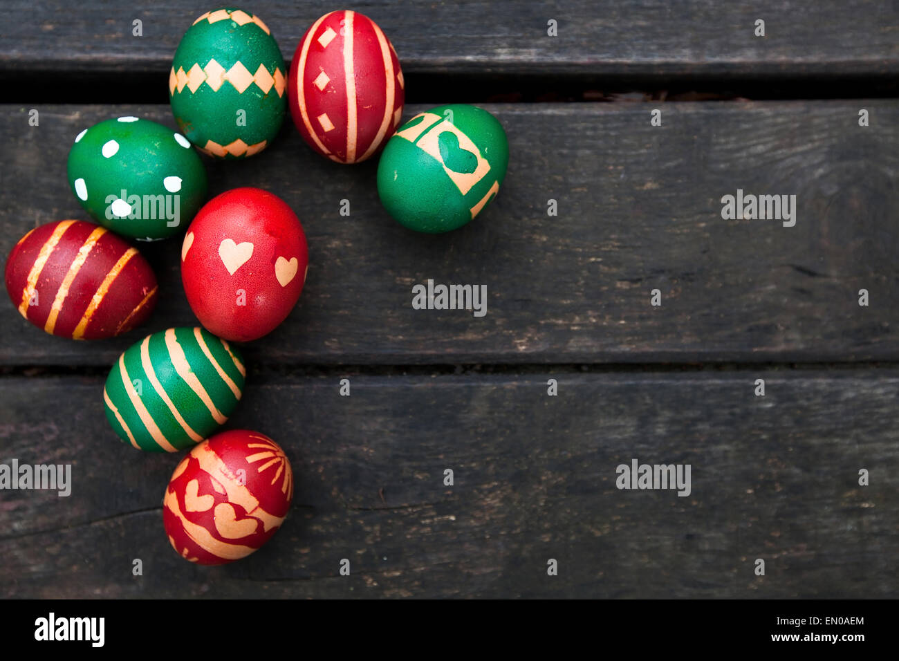 Colored Eggs Stock Photos & Colored Eggs Stock Images - Alamy