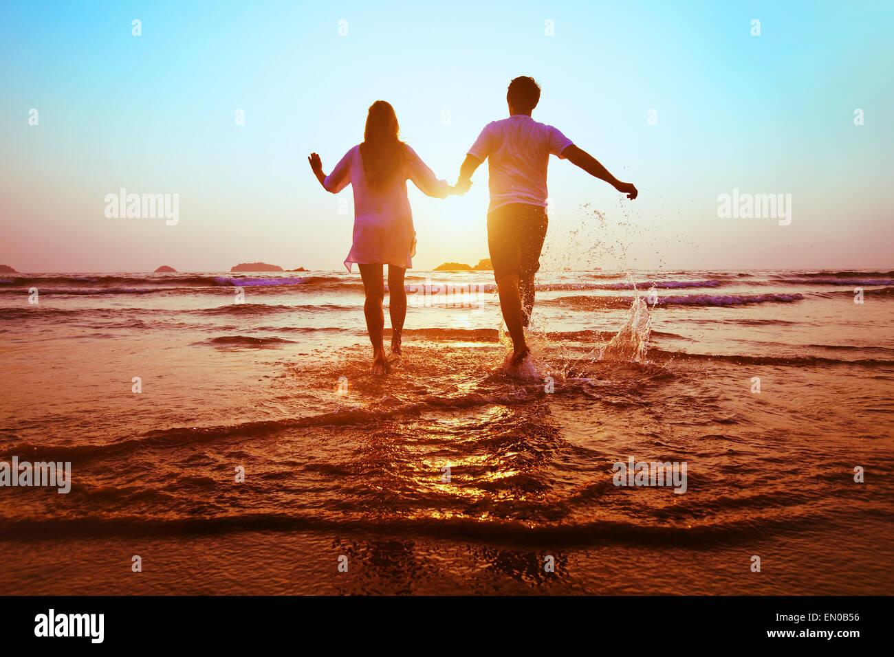 honeymoon of your dream - Stock Image