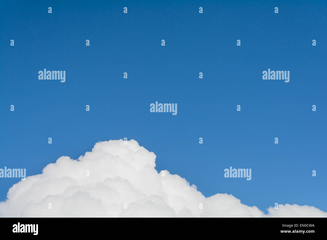Texture of clouds with space for text Stock Photo