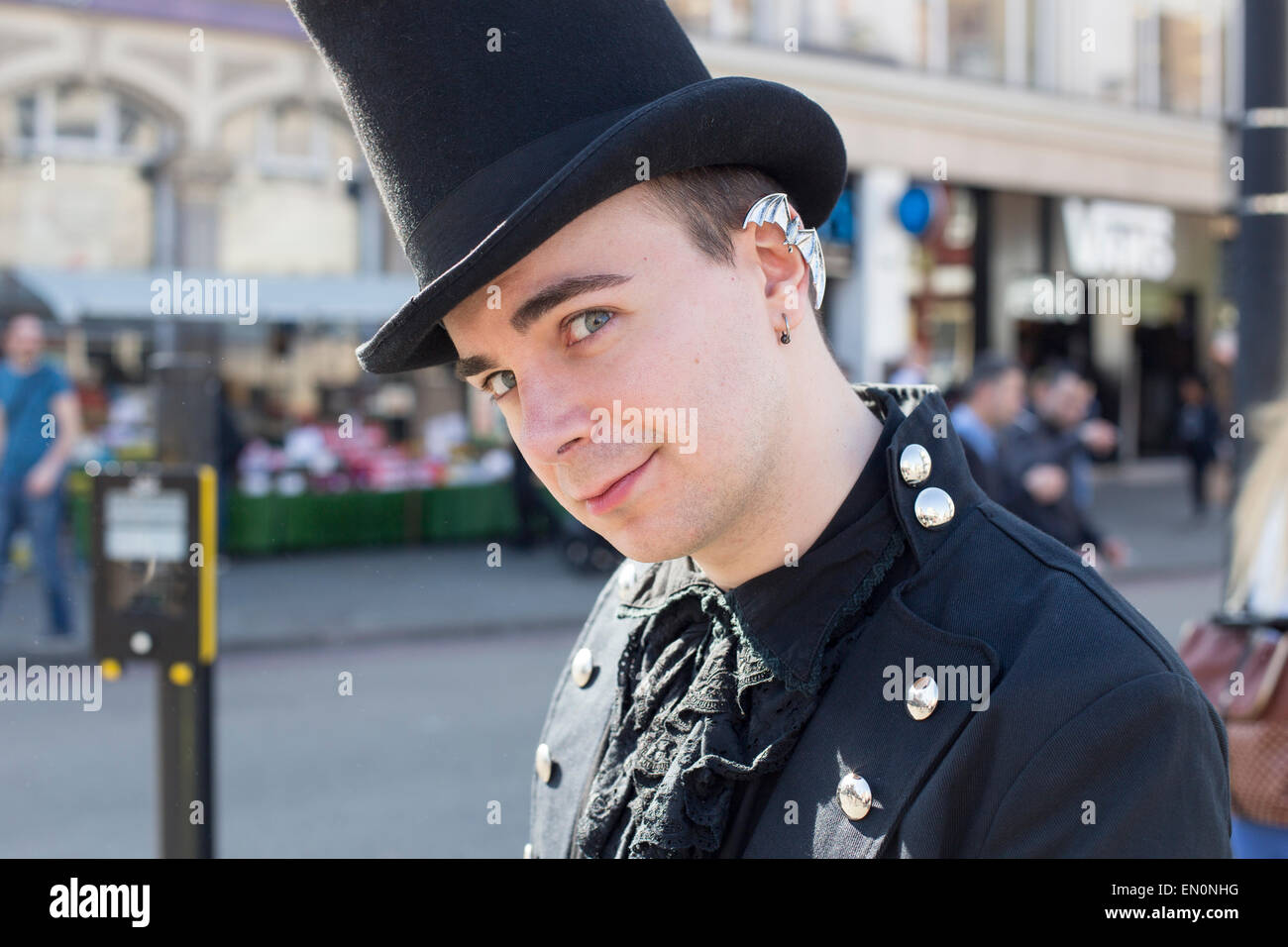Steampunk Willy - Stock Image