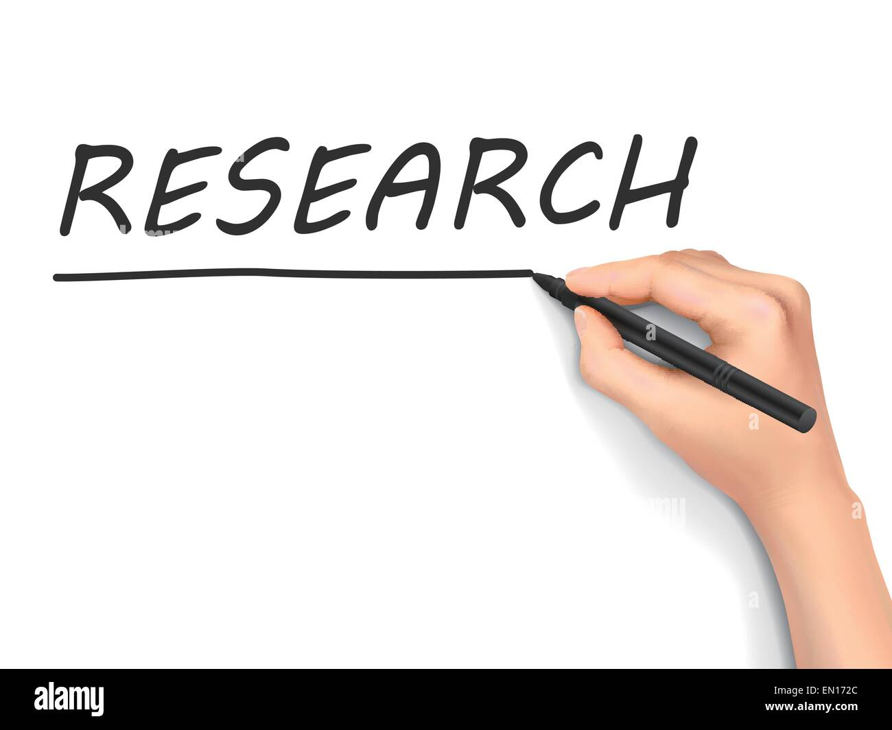Buy hand written research paper