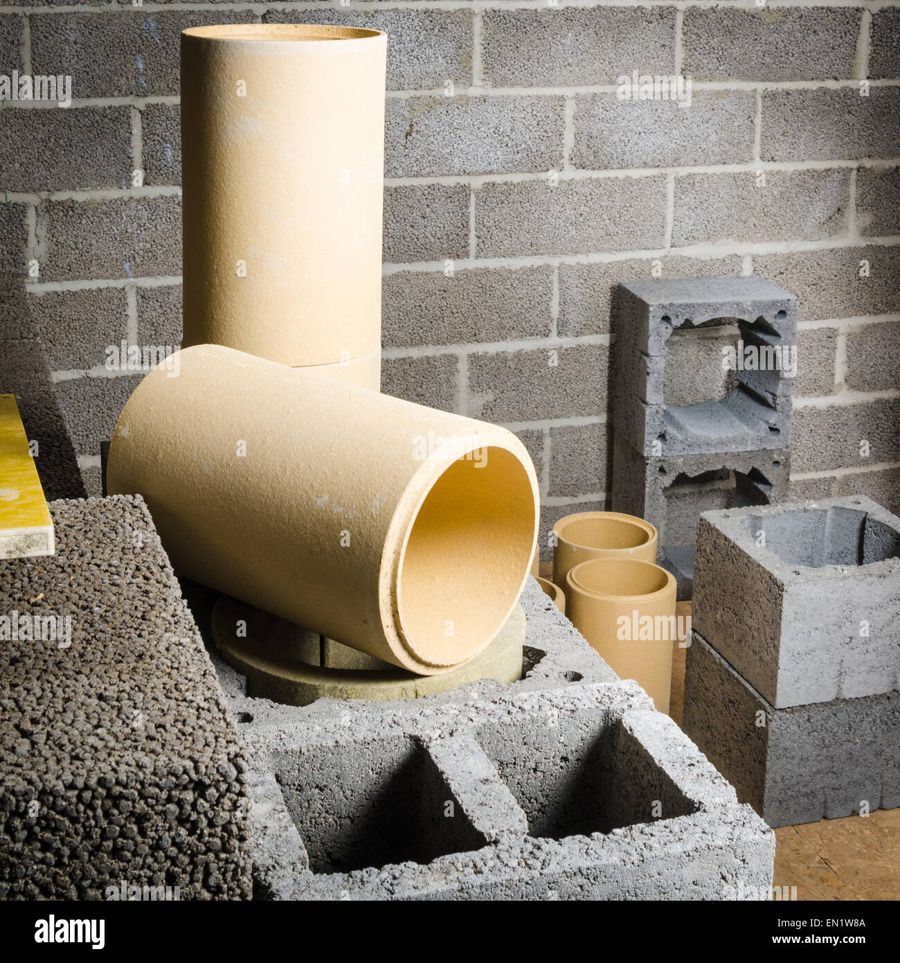 How a ceramic chimney is constructed: the specifics of the installation of a ceramic flue duct 32
