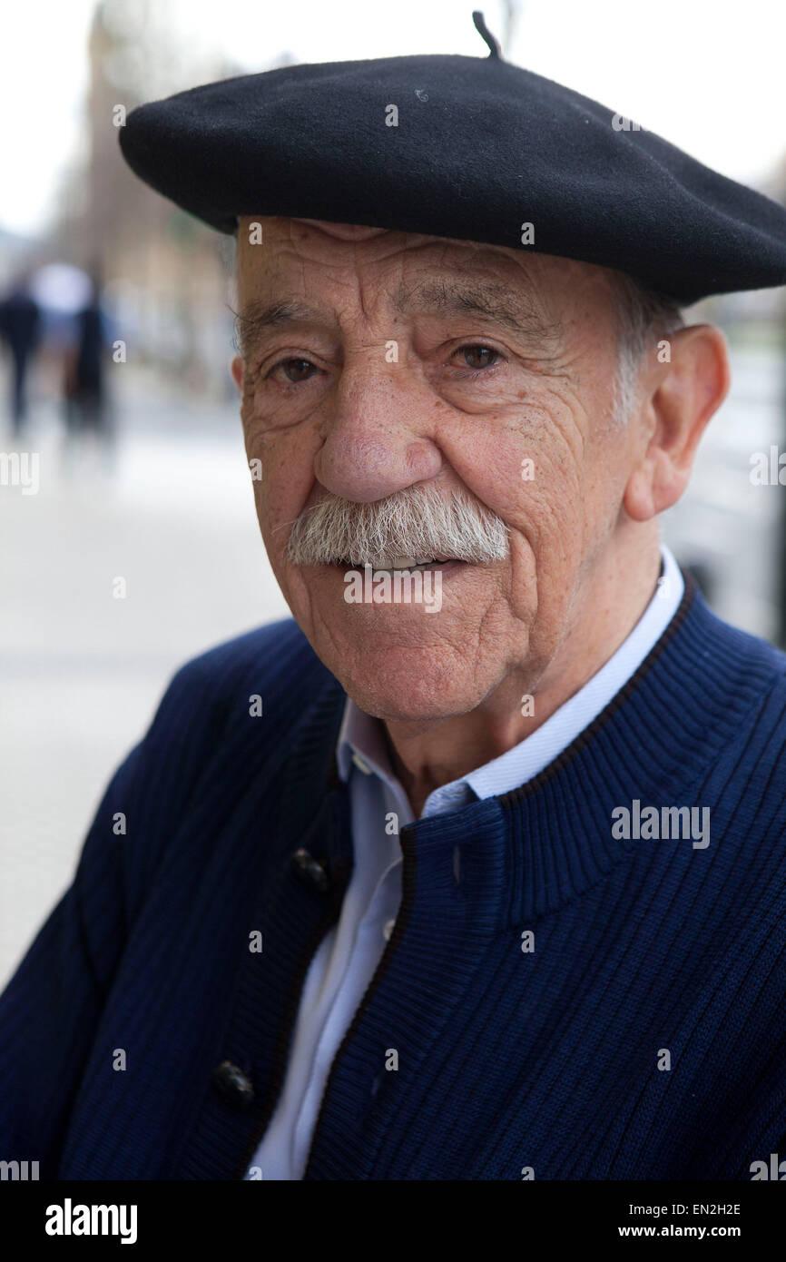 Basques for men
