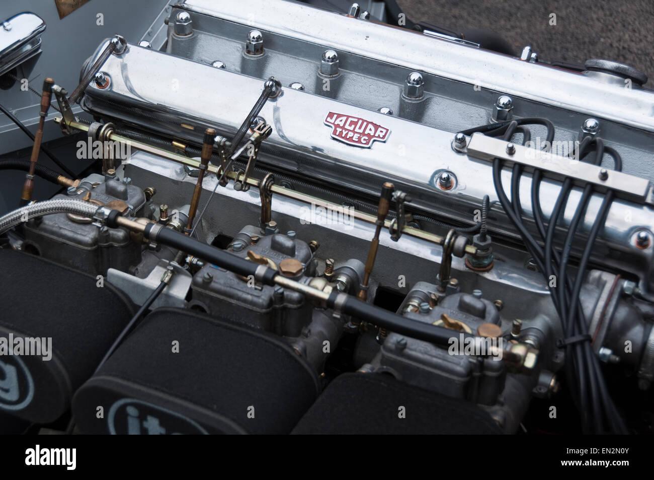 Jaguar Engine Stock Photos & Jaguar Engine Stock Images - Alamy
