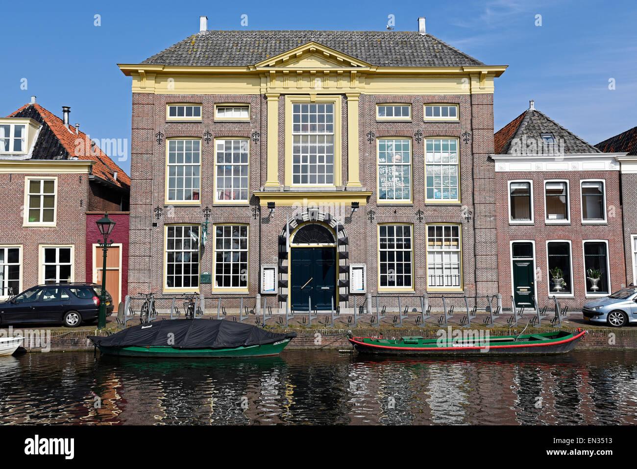 Filmhuis, cinema, Alkmaar, North Holland, The Netherlands - Stock Image