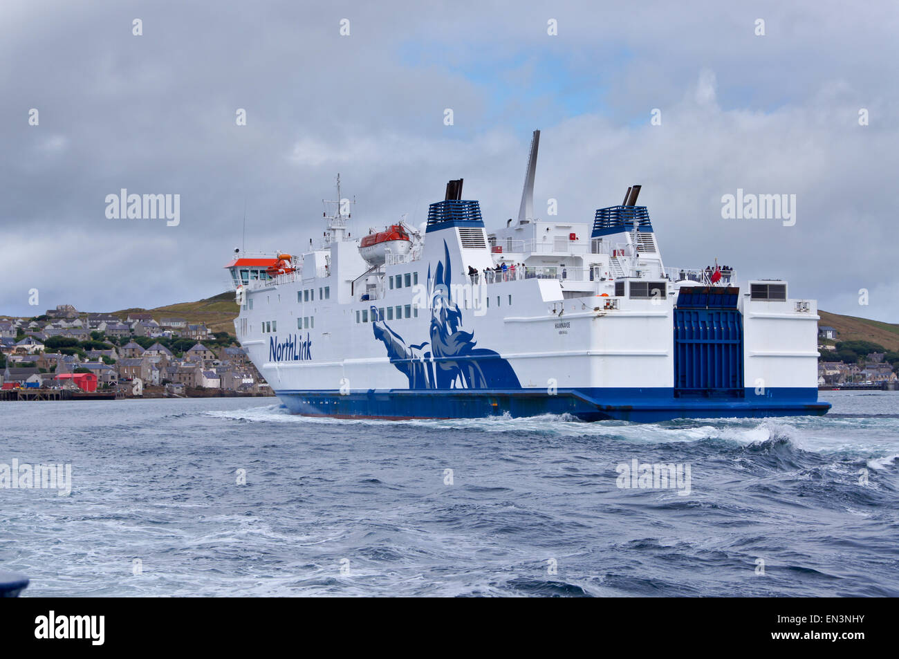 Stromness Scrabster Ferry High Resolution Stock Photography And Images Alamy