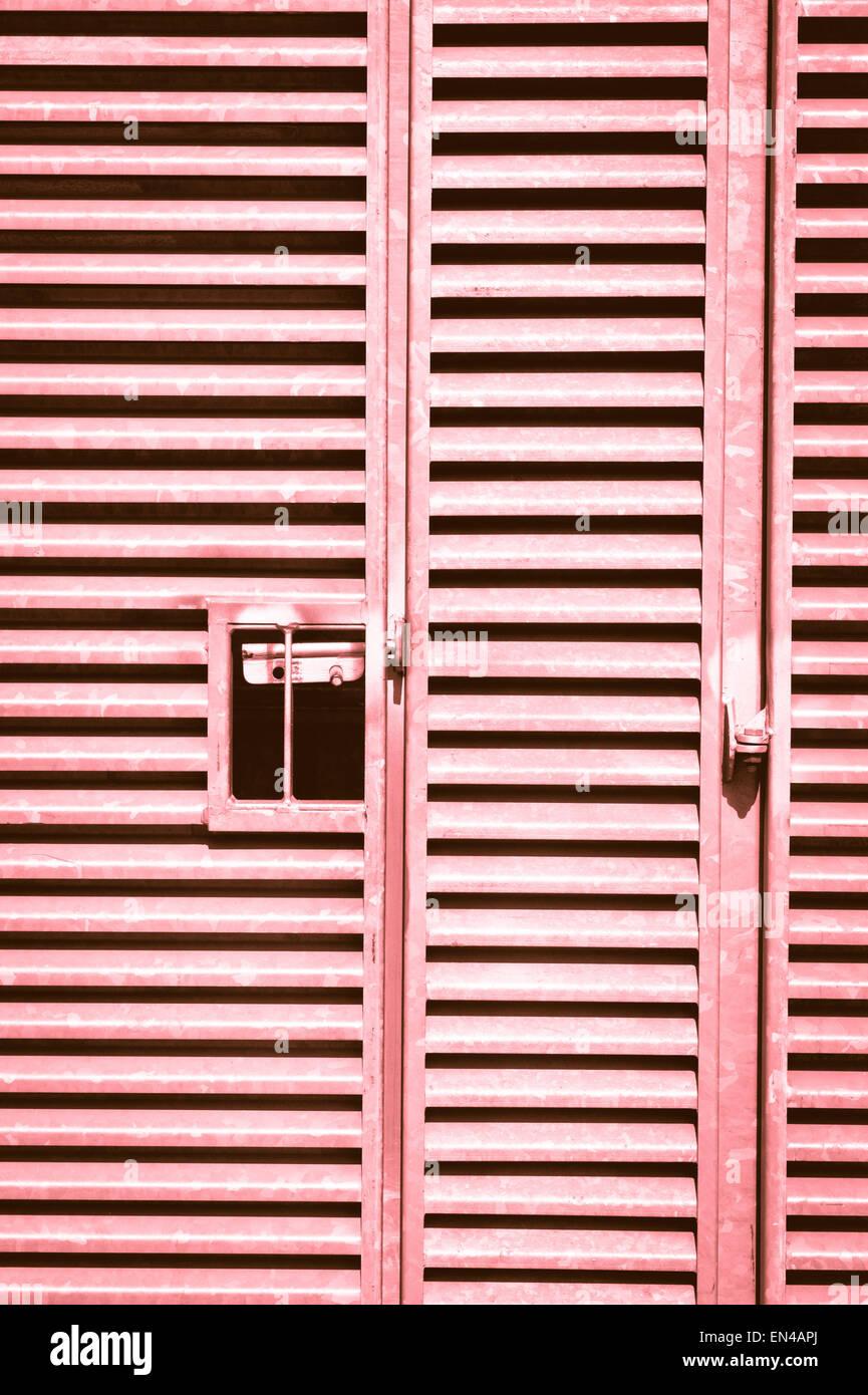 Heavy Steel Prison Door Stock Photos Amp Heavy Steel Prison