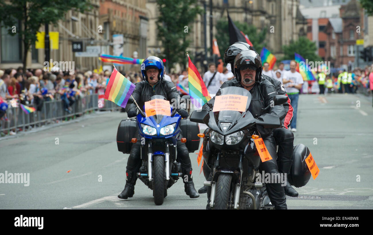 from Mauricio manchester gay pride festival